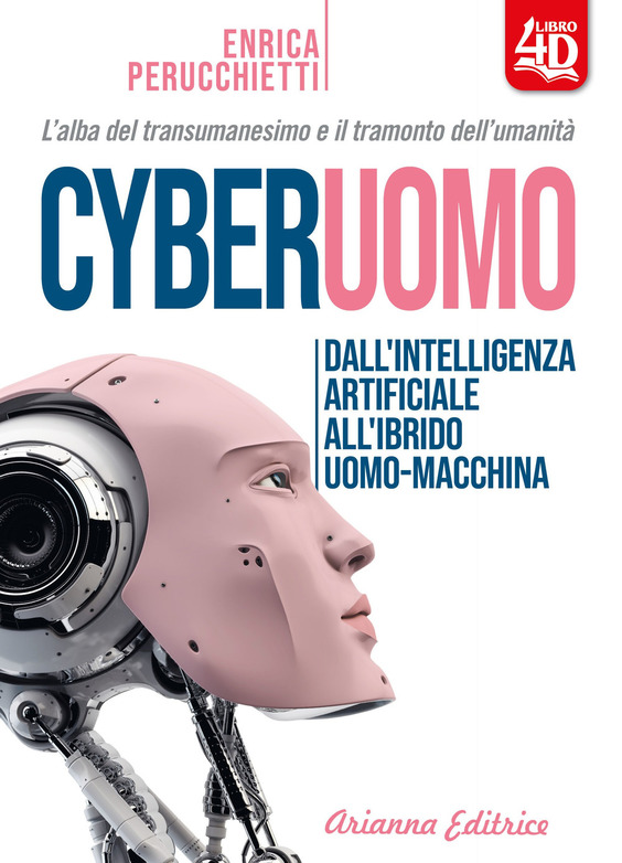 Libro - Cyberuomo - Enrica Perucchietti