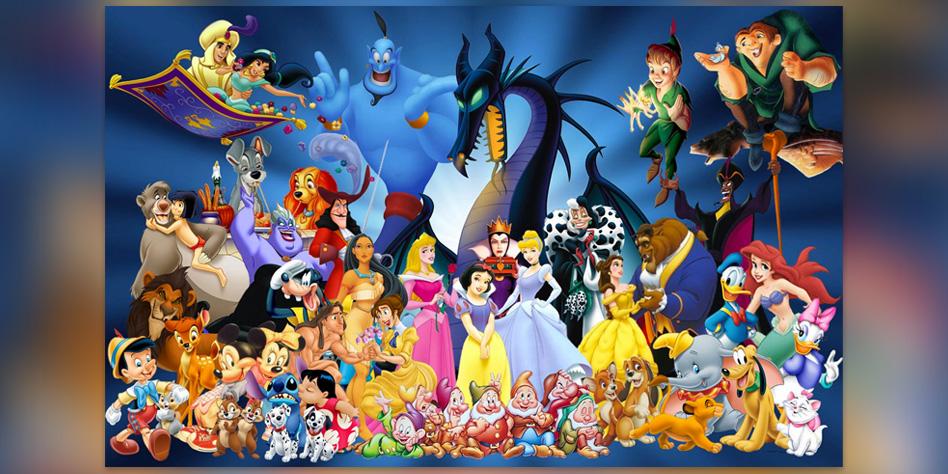 Cartoni Animati Disney Dannosi e Razzisti. Bollino Rosso.