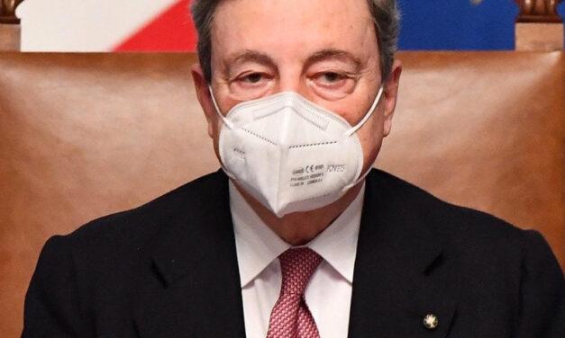 Governo Draghi. Ecco cosa succederà – VALERIO MALVEZZI