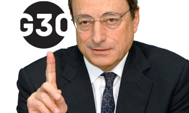 Draghi. Group of Thirty (Gruppo dei Trenta) – VALERIO MALVEZZI