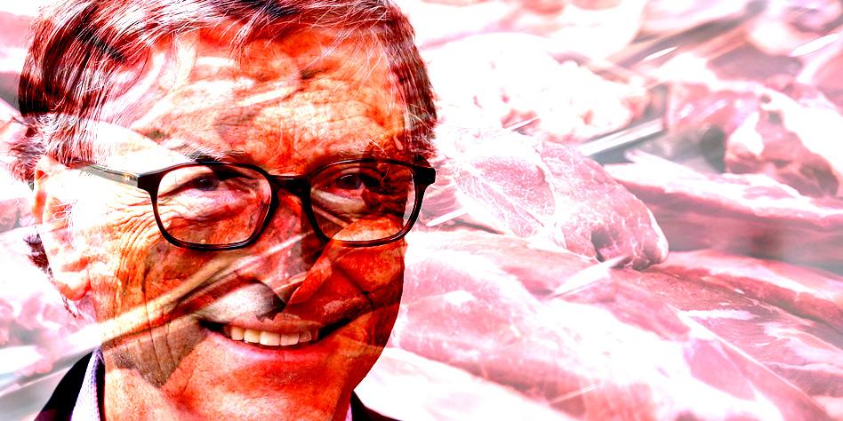 La Carne sintetica di Bill Gates – ENRICA PERUCCHIETTI