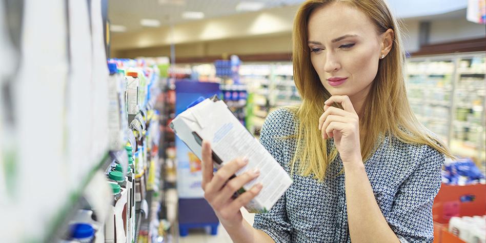 Spesa, Occhio all'etichetta sui Prodotti – I rischi alimentari