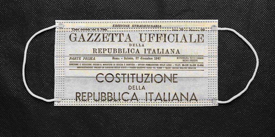Costituzione in Lockdown – Avvocato Roberto Mastalia