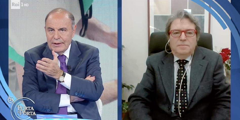 Dott. Mariano Amici. Giletti, Vespa, Formigli. Adesso Parlo Io!